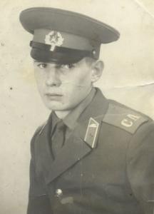 Я Ищу: Чернышов Леонид 1952 г.р.