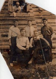 Я Ищу: Голубчиков Николай 1914 г.р.