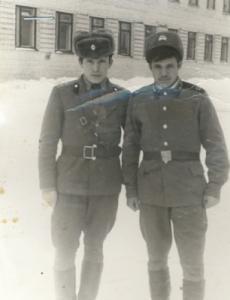 Я Ищу: Каплонук Владимир 1961 г.р.
