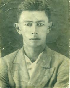Я Ищу: Чаншаров Жаманшал 1921 г.р.