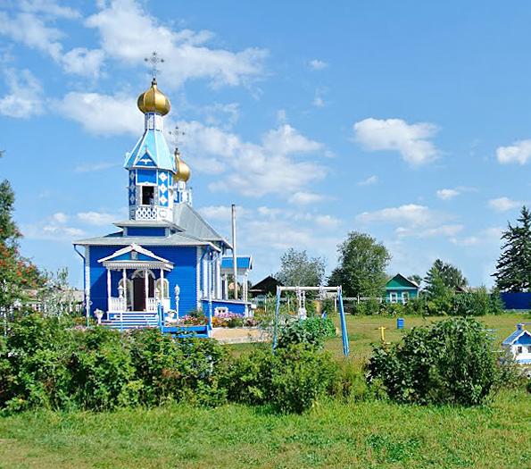 Новокиевский Увал и Мазановский район