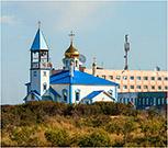 Усть-Камчатск и Усть-Камчатский район
