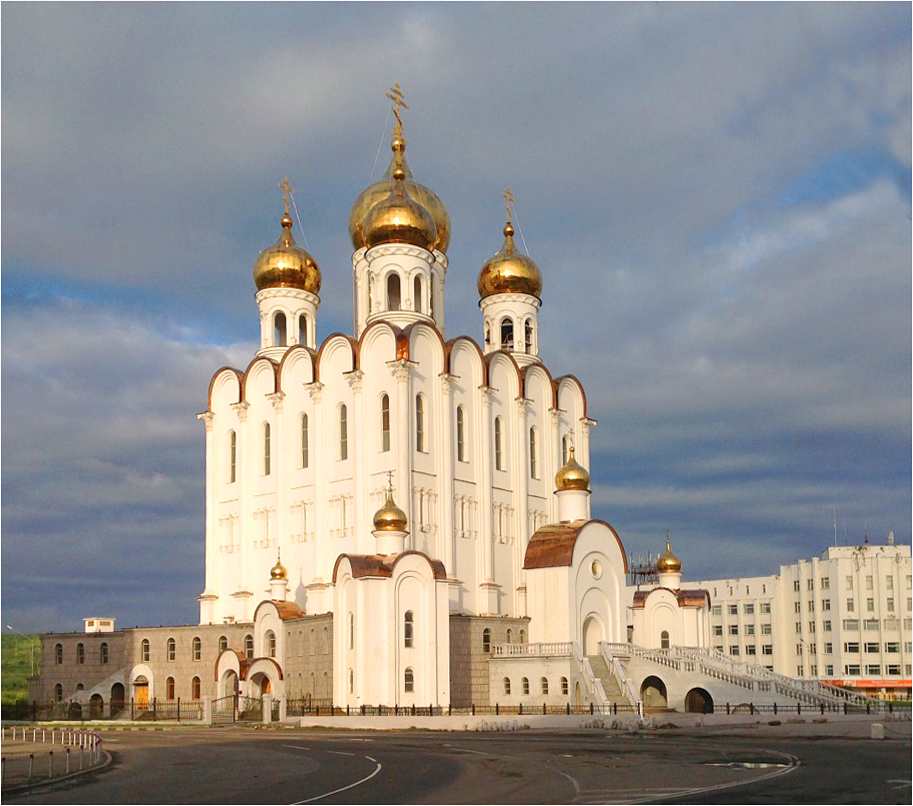 Магадан и городской округ Магадан
