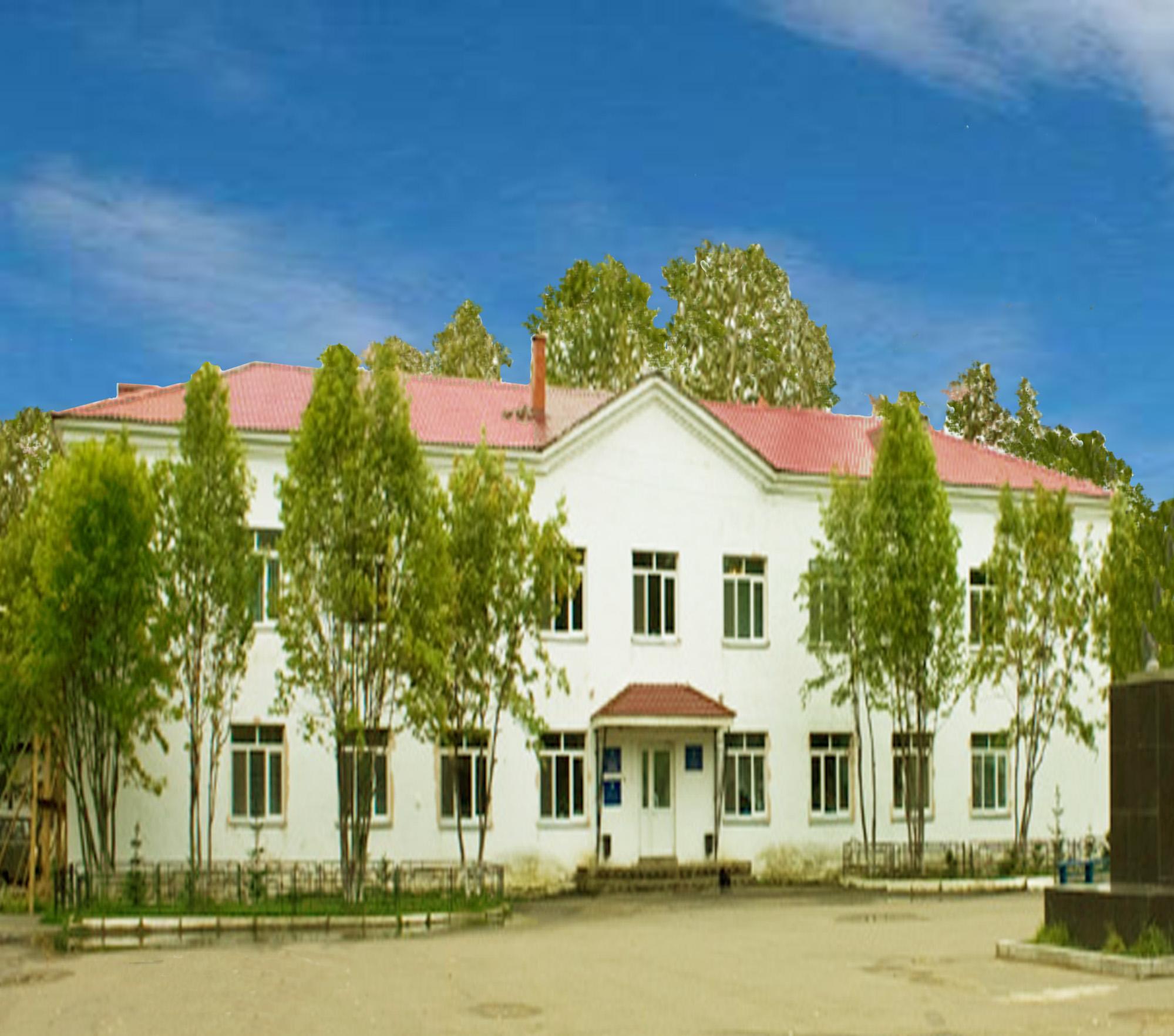 Смирных и Смирныховский городской округ