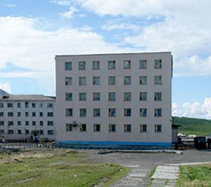 Усть-Нера и Оймяконский район