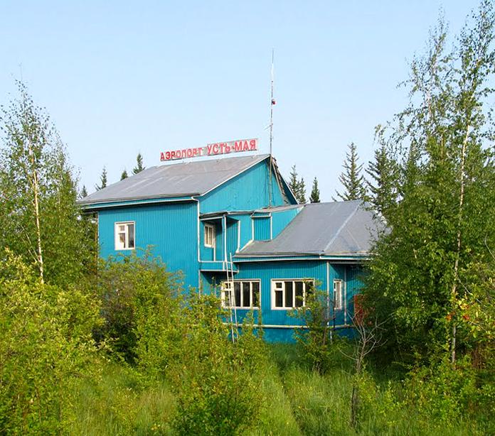Усть-Мая и Усть-Майский район