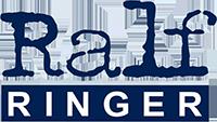 RALF RINGER, логотип