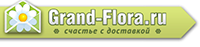 GRAND-FLORA.RU, логотип